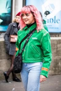 Street Style - Paris Fashion Week - Menswear F/W 2019-2020 : Day One