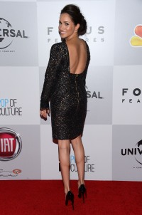 Meghan Markle, Golden Globes 2013