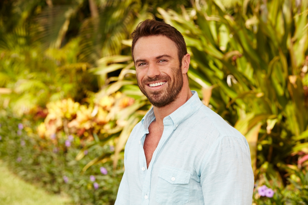 Chad Johnson Bachelor in Paradise cast photo