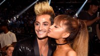 Frankie Grande responds to Ariana Grande headlining coachella