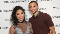 Ayesha Curry shares video of Stephen Curry making baby laugh