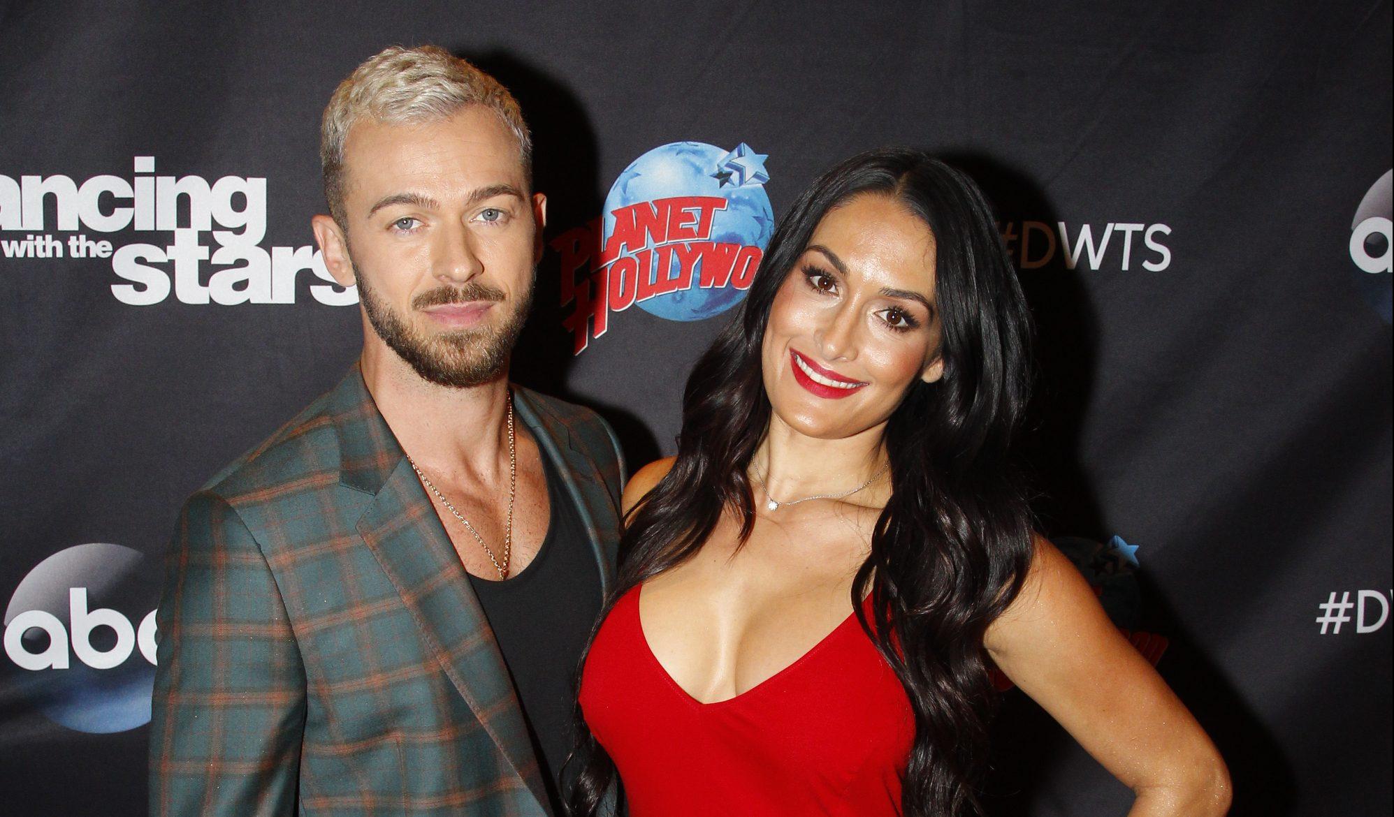 Nikki Bella Reportedly Dating Artem Chigvintsev From \u0027DWTS\u0027