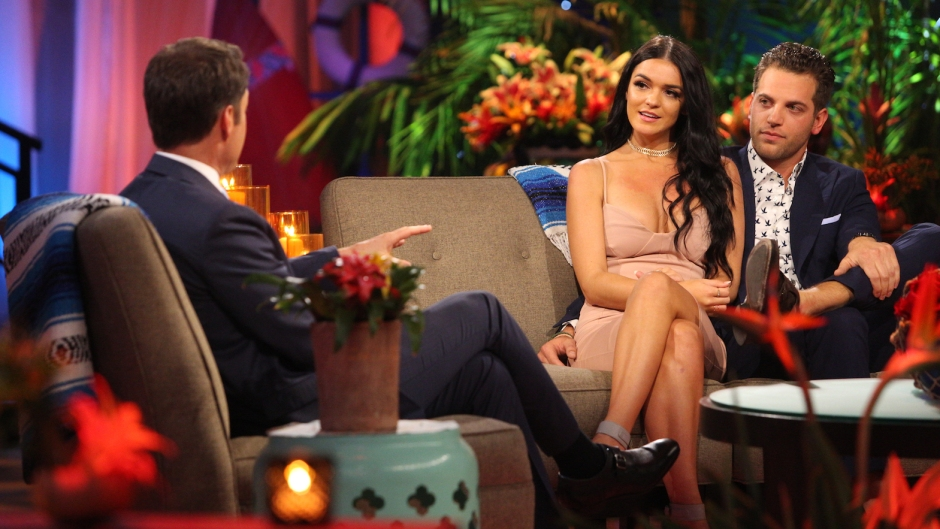 bachelor in paradise RAVEN GATES talks about mind blowing night in the fantasy suite with ADAM GOTTSCHALK