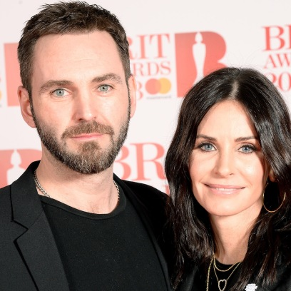 is Courteney Cox engaged to Johnny McDaid