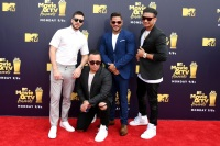 Ronnie Ortiz-Magro Vinny Guadagnino Mike the situation pauly d