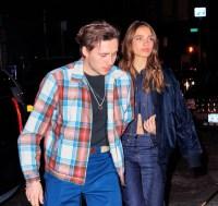 Celebrity Sightings In New York City - January 22, 2019