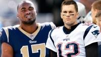 Hunkiest Super Bowl Players