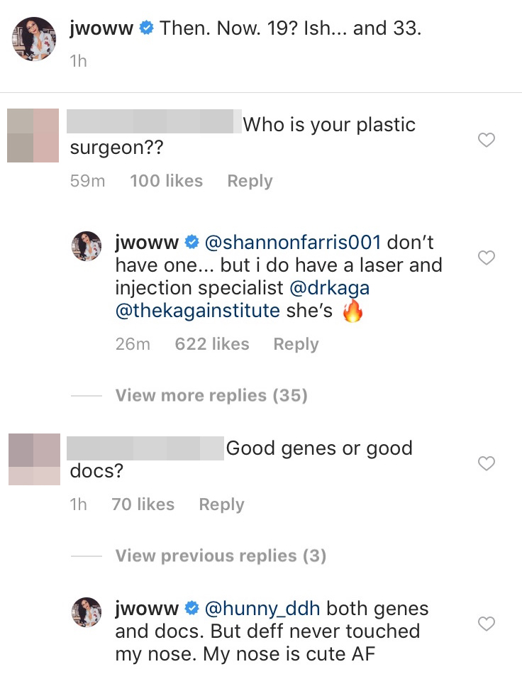Jersey Shore' Star JWoww Sets The Record Straight About What Procedures She's Done To Her Face