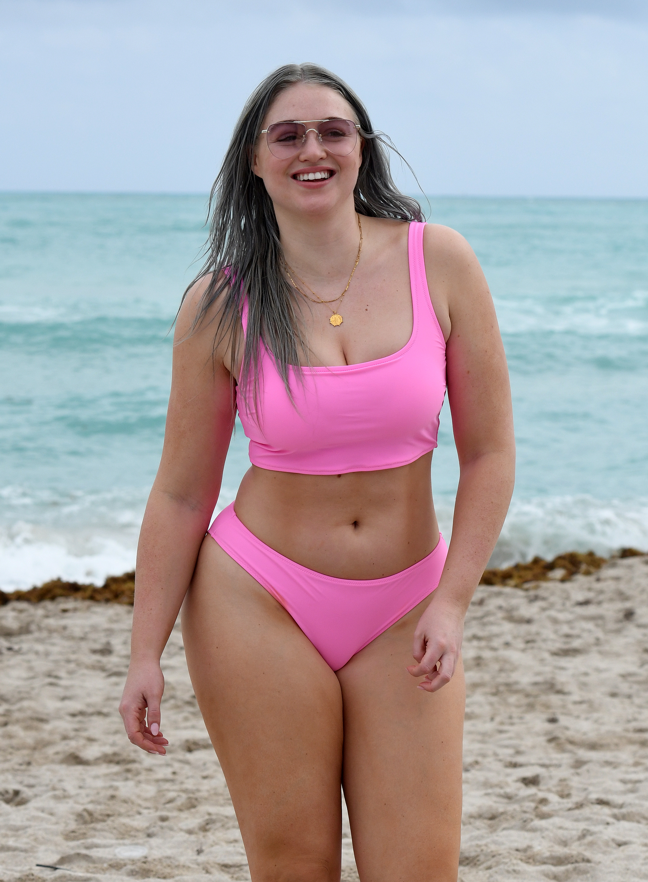 Iskra Lawrence Bikini Nude Photos 77