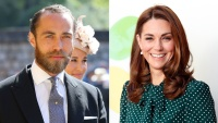 Kate Middleton brother James Middleton instagram