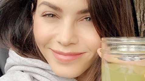 Jenna Dewan celery juice benefits medical medium