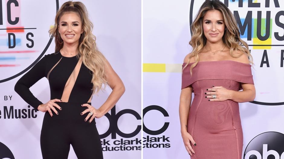 Jessie James Decker Shares Dramatic Weight Loss Photo: Star Wants To Be 'Fit' Not skinny