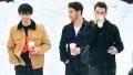 Jonas Brothers Mammoth Ski Trip