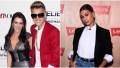 Justin Bieber, Pattie Mallette, Hailey Baldwin