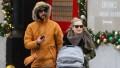 Kate Hudson Danny Fujikawa go on a Stroll in NYC