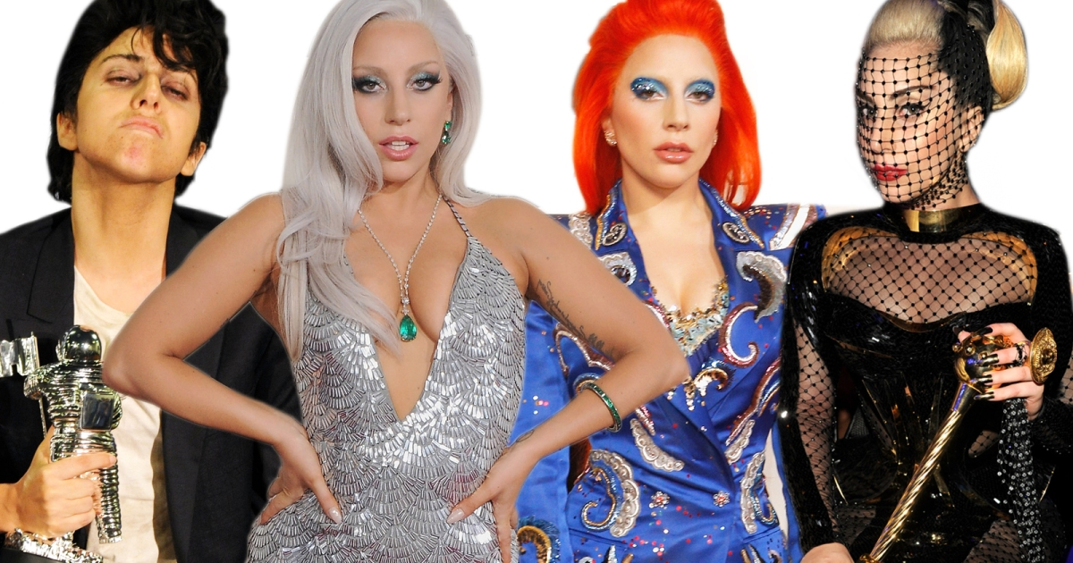 1868eb664efc  AwardsShowStyleLady Gaga s Best and Wackiest Looks From Awards Shows Past