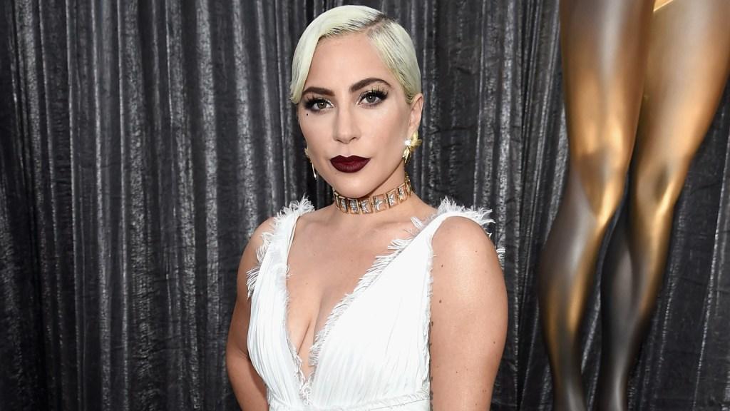 Lady Gaga SAG Awards 2019