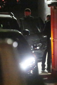 Kendall Jenner and Ben Simmons are seen leaving the Delilah restaurant after ringing in the new year