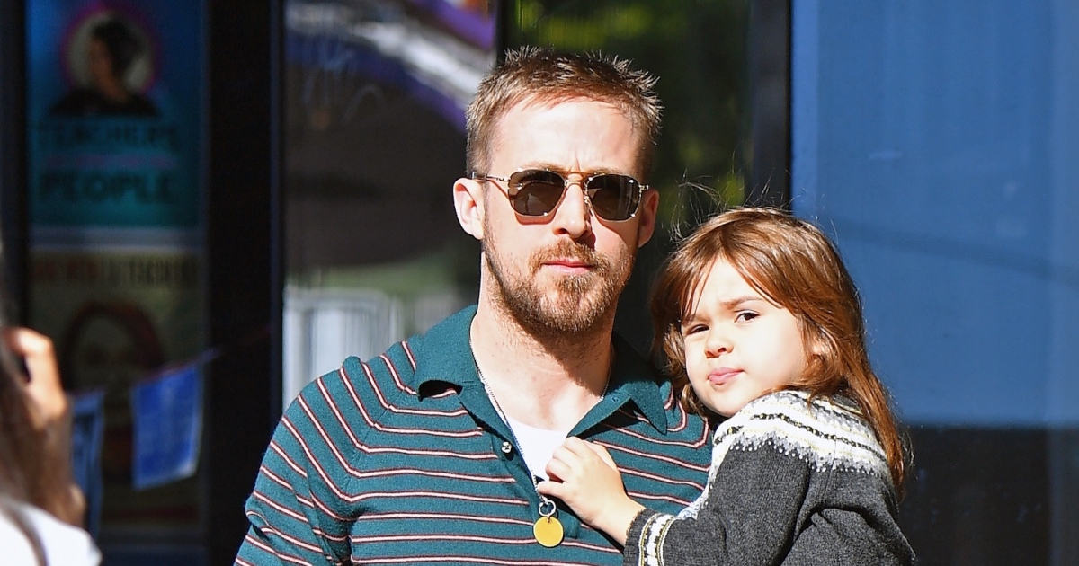 Ryan Gosling Puts His Family First Over His Career