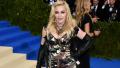 Madonna, Posing, Met Gala 2017