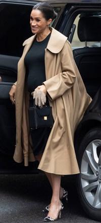 Meghan Markles Best Fashion Moments