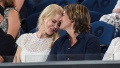 Nicole Kidman and Keith Urban at the Australian Open