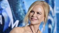 """Nicole Kidman at """"Aquaman"""" Premiere"""