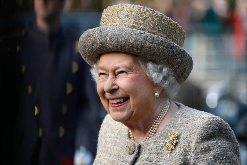 Queen Elizabeth's purse