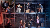 The Rent Live Cast Is Full of Stars Like Vanessa Hudgens and Tinashe