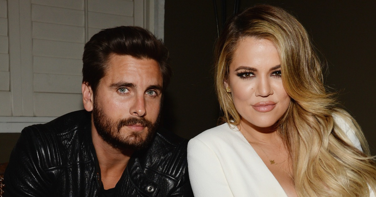 Khloé Kardashian Posts Sweet Comment on BFF Scott Disick's New Pic With Daughter Penelope
