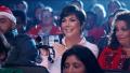 Kris Jenner thank u next music video bloopers
