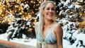 Heidi Montag posing in a bikini