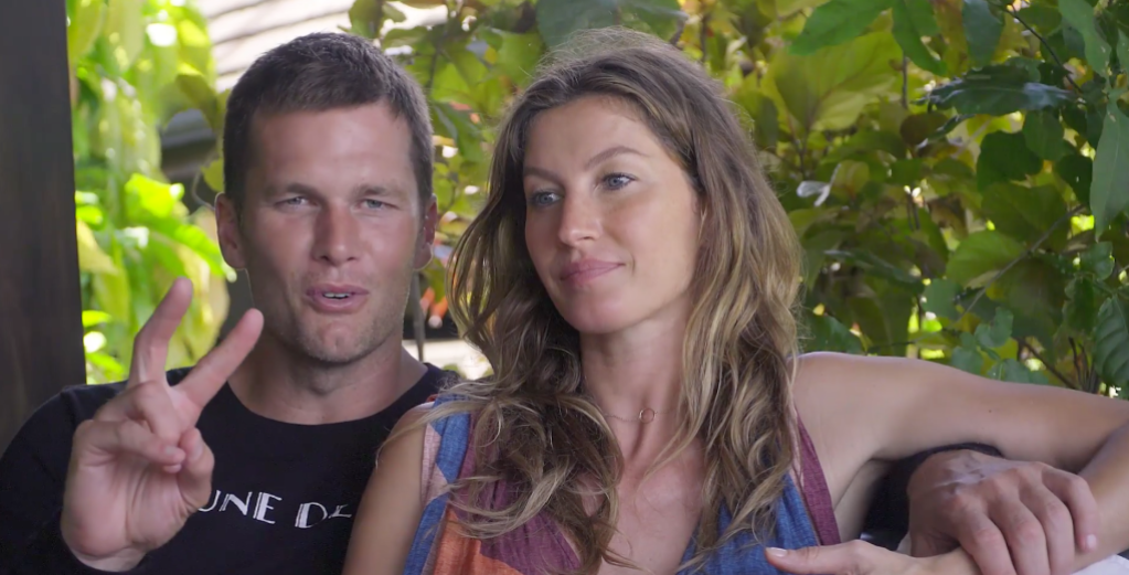 Tom Brady told Gisele Bundchen he wanted to win two more super bowls