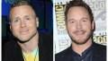 A split image of Spencer Pratt and Chris Pratt