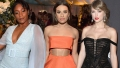 Taylor Swift Lea Michele Tiffany Haddish Golden Globes 2019 afterparty