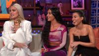 Khloe, Kim, and Kourtney Kardashian