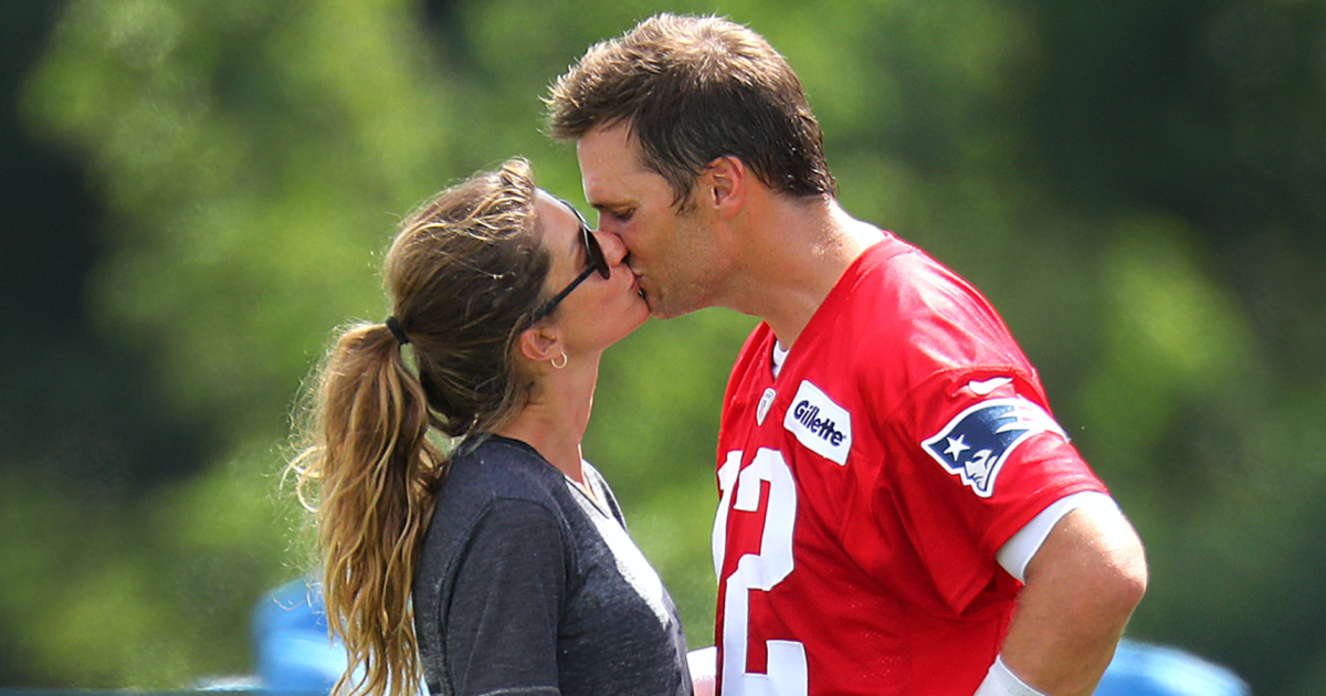 Tom Brady And Gisele Bundchen Are More In Love Than Ever-6449