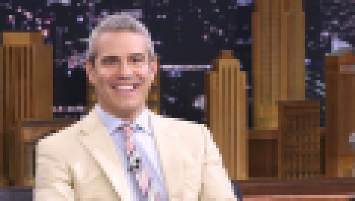 andy cohen baby shower bravo real housewives