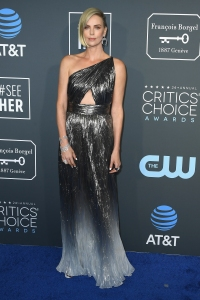 charlize theron critics choice awards 2019