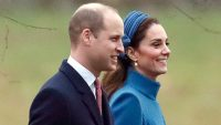 kate middleton prince william church sandringham
