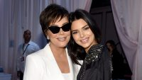 kendall jenner kris jenner anxiety twitter video