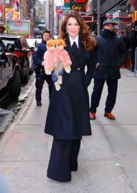 lisa vanderpump giggy new york city nyc
