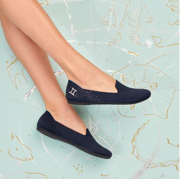0404c73e98b Meghan Markle s Favorite Shoe Brand Rothy s Debuts Zodiac Flats