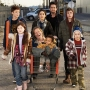 Shameless cast then and now