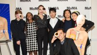 Angelina Jolie and Kids Attend Opening Night of Moma's Doc Fortnight