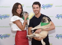 Kevin Jonas & Danielle Jonas Promote Pet Adoption During National Pet Month
