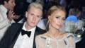 Barron and Paris Hilton
