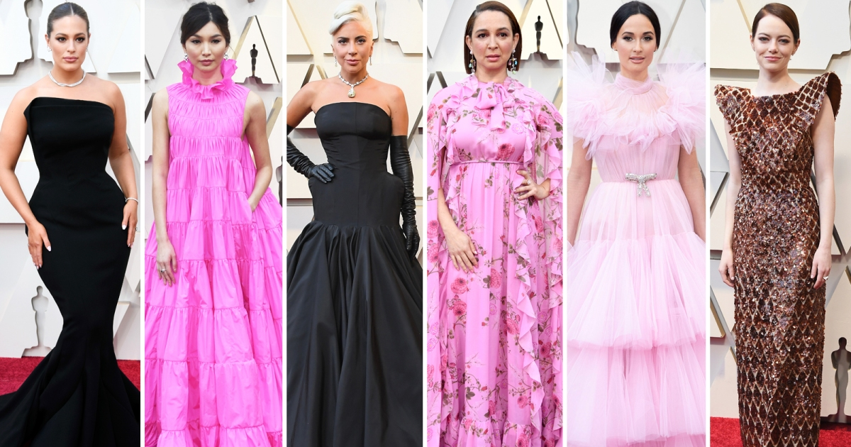 2019 Oscars: Best and Worst Dressed Celebs — See the List!