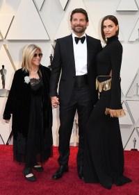 Bradley Cooper Irina Shayk Gloria Campano Oscars 2019