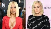 Cardi B Supports Khloe Kardashian Amid Tristan Thompson Jordyn Woods Cheating Scandal